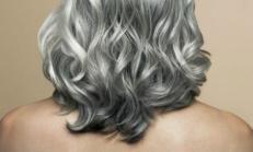 Grileşen (Beyazlamaya Başlayan) Saçlara Bakım