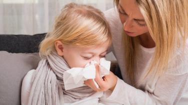 Çocuklarda Sinüzit Hastalığı